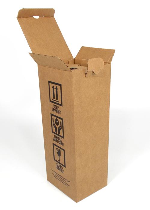 BOX 1 bottiglia SPEDIZIONE SICURA