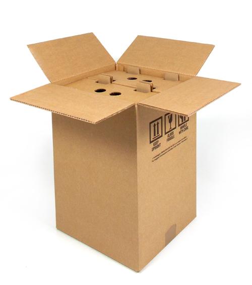 BOX 4 bottiglie SPEDIZIONE SICURA