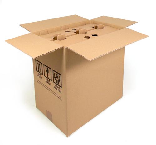 BOX 6 bottiglie SPEDIZIONE SICURA