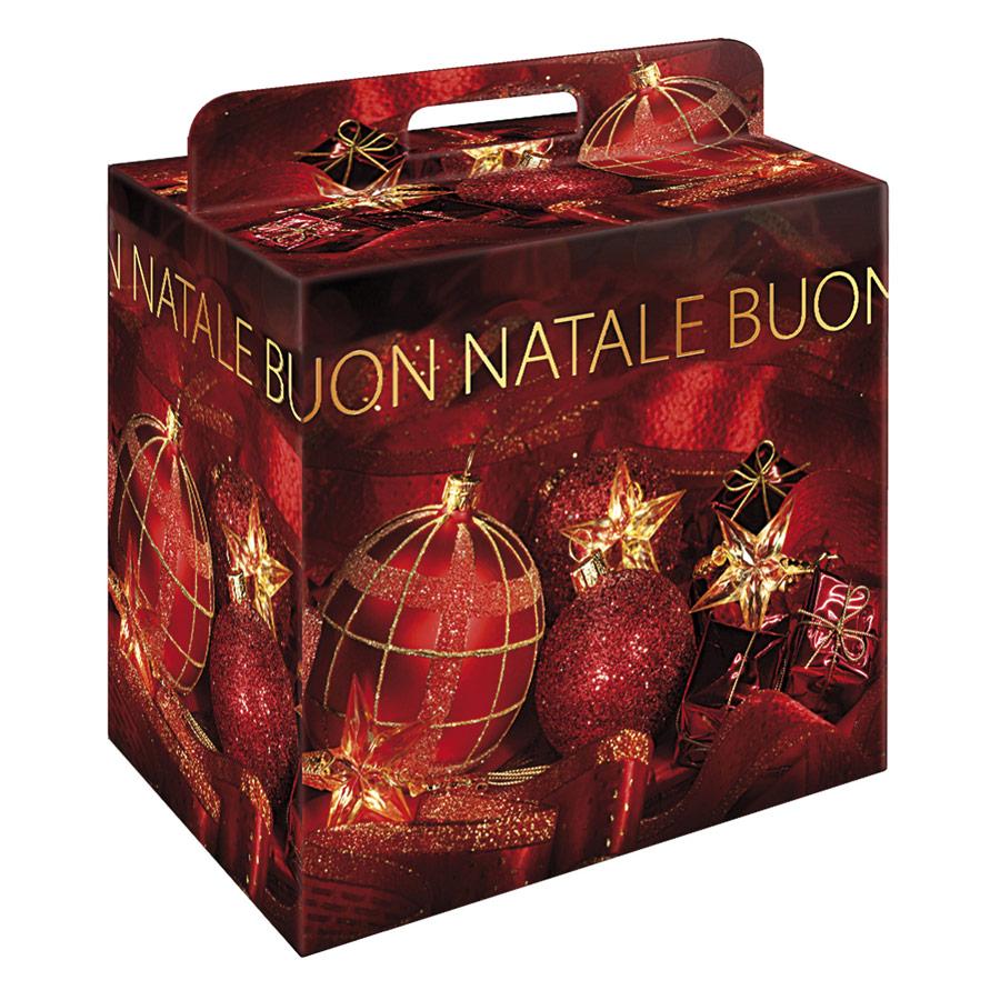Le recensioni di lory semprepronte e le scatole natalizie - Scatole porta panettone ...