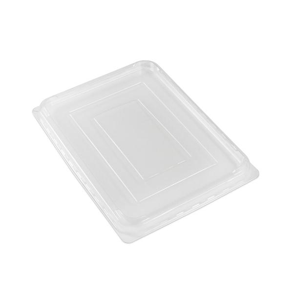 Coperchio ad Incastro Plastica Trasparente Per Vasc. GR/3L Conf. 50 pz