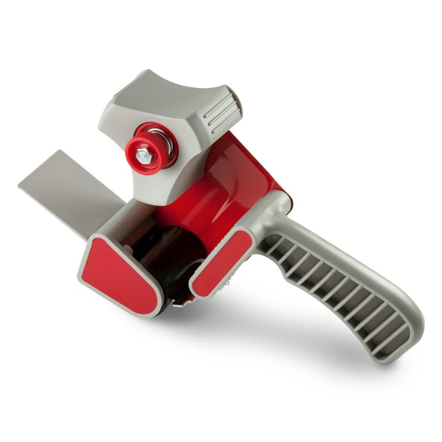 Dispenser per Nastro adesivo da 50 mm. Frizione regolabile