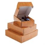 Scatole per Bottiglie da 4 posti, cm. 37.5x33x9.5 h ART. 106 - S3L