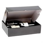 Scatole per Bottiglie da 3 posti, cm. 34.5x25x9 h ART. 124 - S3L