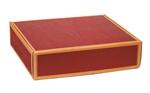 Cofanetto Portabottiglie da 4 bott. cm. 38x33.5x9.5 h ART. 113 - S3L