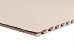 Fogli cartone 1 onda cm. 80x120 (Avana/Avana)