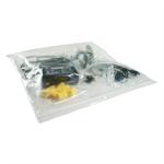 Busta Plastica con chiusura a Pressione 30x40+2 - Conf. 100pz