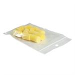 Busta Plastica con chiusura a Pressione 8x12+2 Conf. 100pz