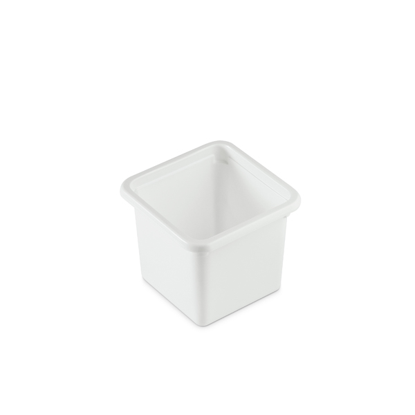 Vaschetta Plastica Monouso Alimentare 8x8x7 C/2 Conf. 90 pz